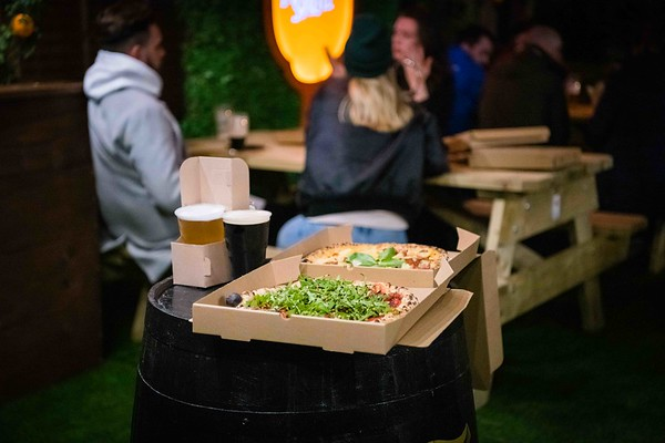 Uncle Tom's Cabin unveils new 'Pizza n' Pints Drive Thru' takeaway service